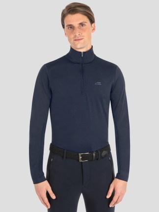 ELM Men's Long-Sleeve 1/4-Zip Training Top