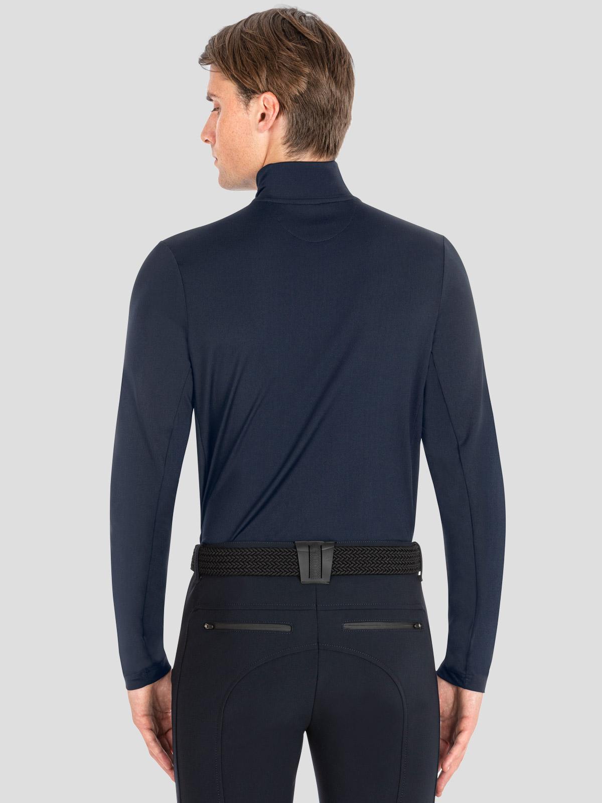 ELM Men's Long-Sleeve 1/4-Zip Training Top 2