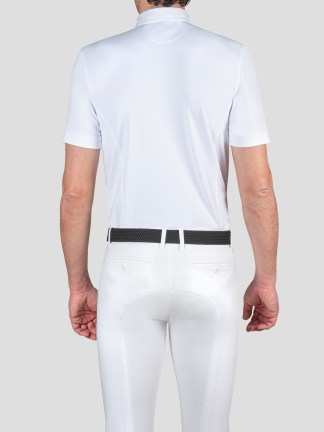VICTORK MEN'S SHOW SHIRT WITH SHORT SLEEVES