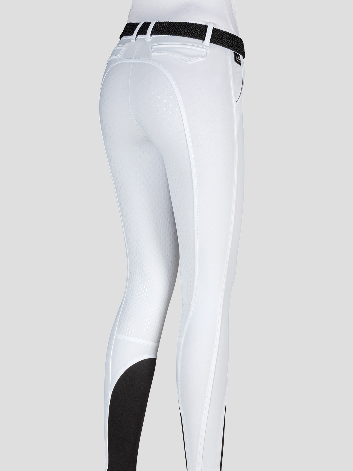JULIK WOMEN'S FULL GRIP RIDING BREECHES IN B-MOVE FABRIC 2
