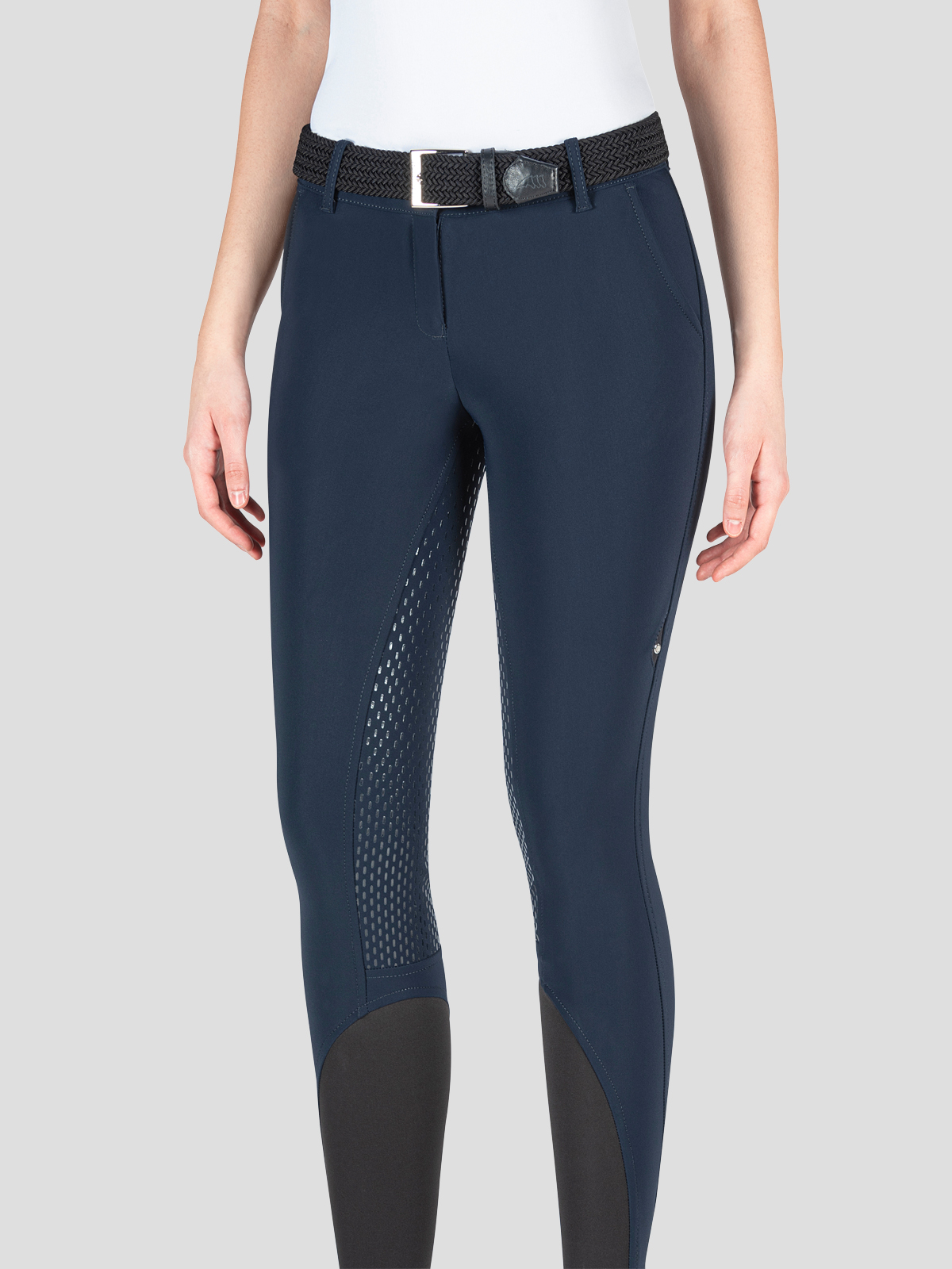 JULIK WOMEN'S FULL GRIP RIDING BREECHES IN B-MOVE FABRIC 9