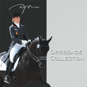 Dressage Collection – Rolled Leather