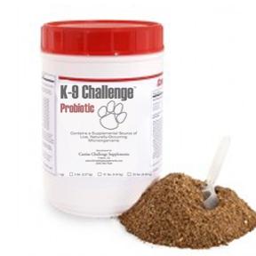 K9 Challenge Probiotic