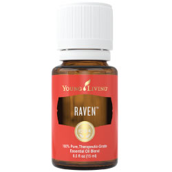Equine Challenge Young Living Essential Oils For Horses Raven