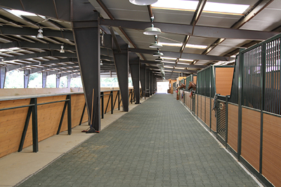 Private Stables and Barns  Portfolio categories