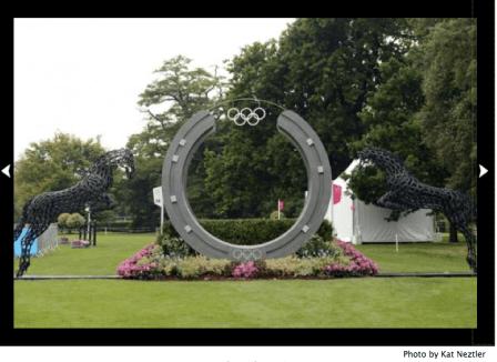 Fence 28 Olympic XC