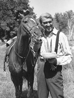 Jimmy Stewart and Pie