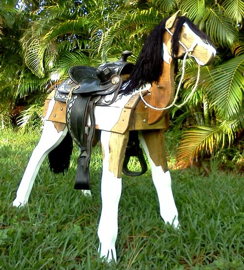 Saddle Standz