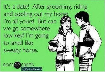 Dating an equestrian