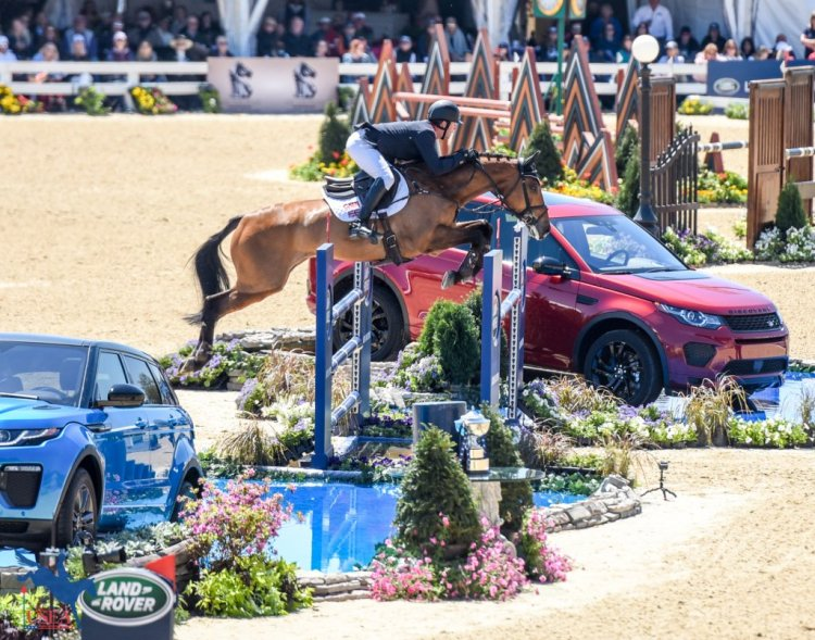 Oliver Townend and Cooley Master Class
