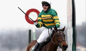 AP Mccoy wins the Grand National