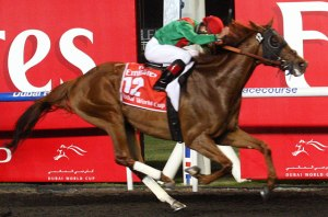 Animal Kingdom wins Dubai World Cup