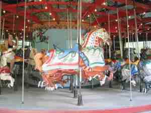 Central Park Carousel park