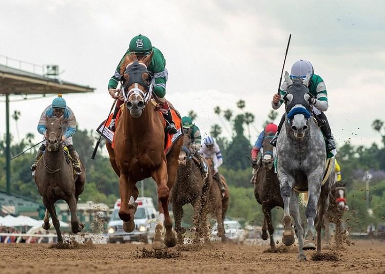 Santa Anita Racetrakc