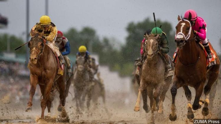 The Kentucky Derby has been postponed until September 5