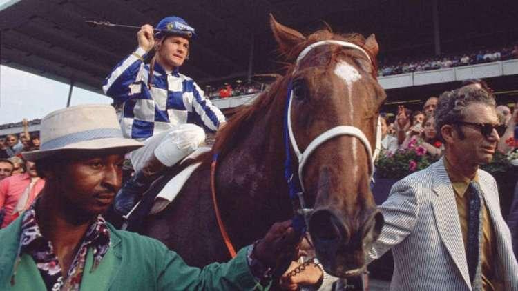 Secretariat Wins the Triple Crown Showdown
