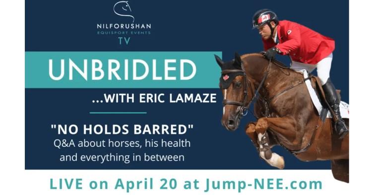 Eric Lamaze Unbridled