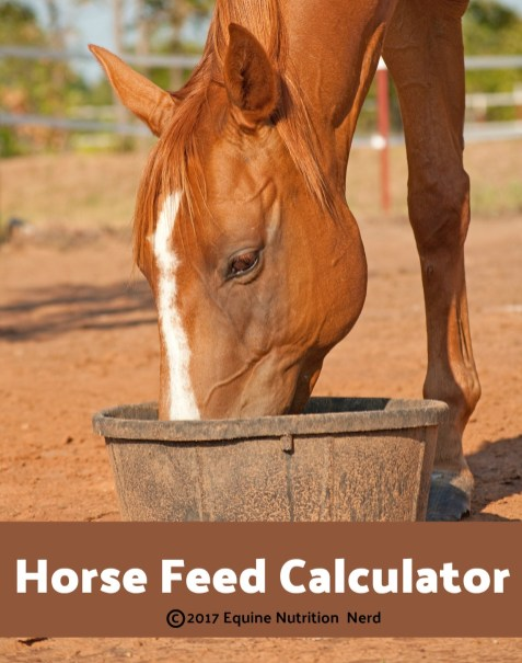 The Equine Nutrition Nerd The Place For Easy To
