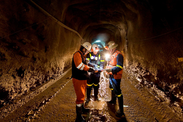 equipar industria minera