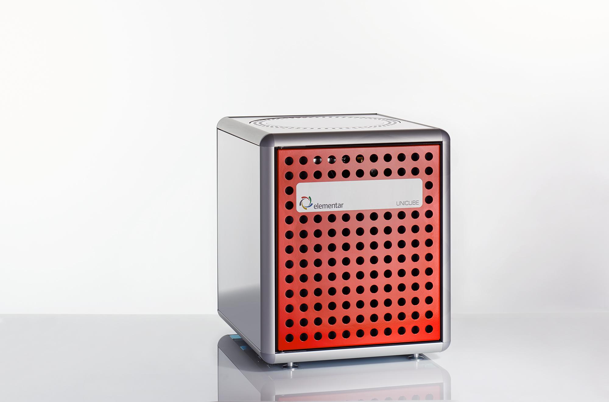 Analizador Elemental para Micromuestras UNICUBE Image