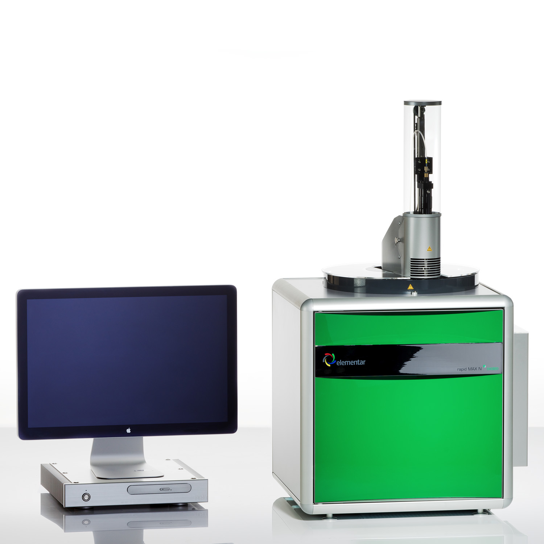 Analizador de Proteína/Nitrógeno RAPID MAX N EXCEED Image