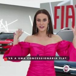 Comercial Fiat - Vivi Guedes - Recebidões - A Dona Do Pedaço