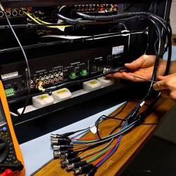 Manutenção Técnica e Instalação de Sistemas de Sonorização