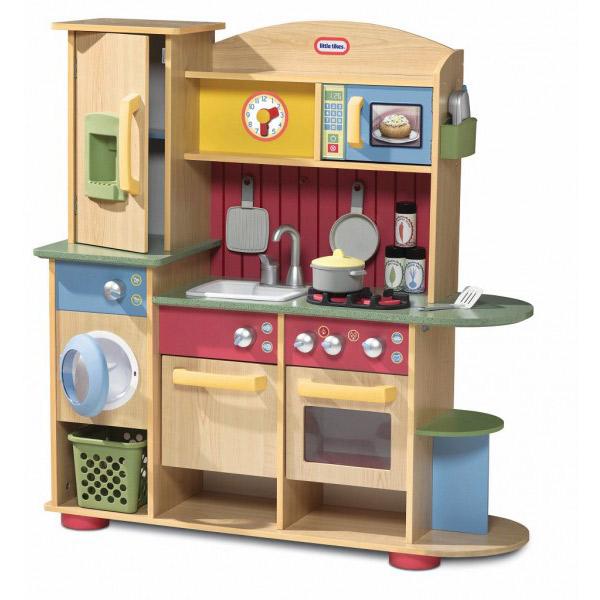 Cocina de madera premium  Equipar Guarderas y Centros