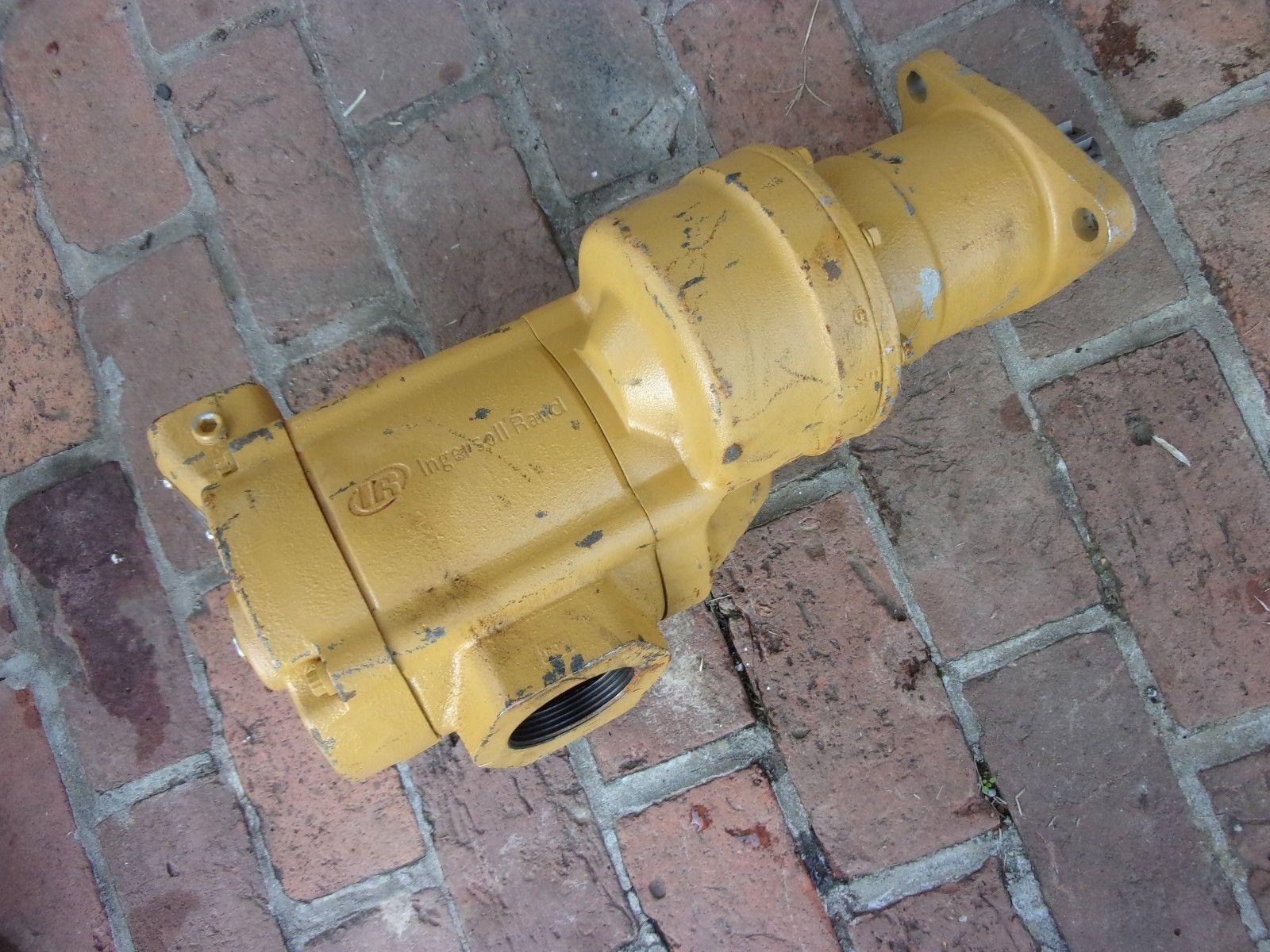hight resolution of ir ingersoll rand ss825gc03r25 310 air starting starter motor diesel engine usa