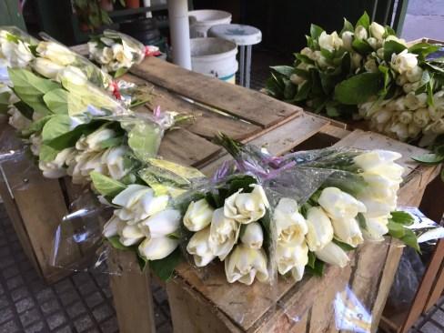 Fragrant Jasmine Flowers, 6 Pesos a bunch