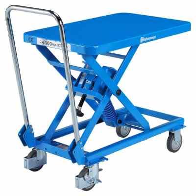 Table élévatrice mobile à niveau constant 30-100kg