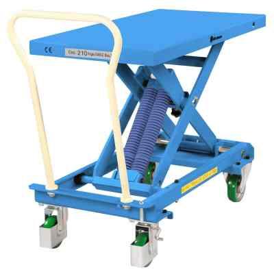 Table élévatrice mobile à niveau constant 80-210 kgkg