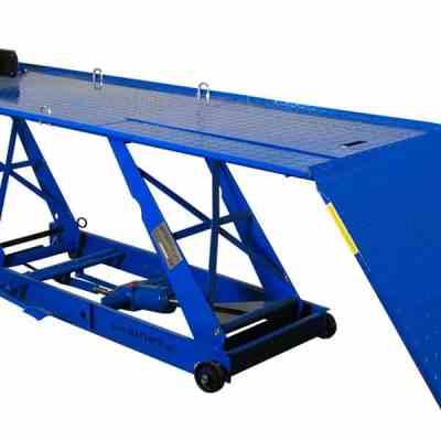 Table élévatrice moto largeur 70cm