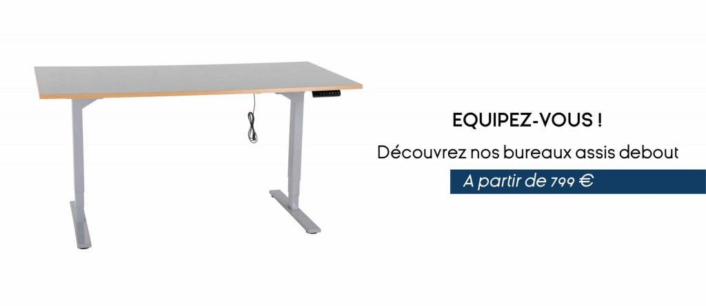 Bannière HP - Table assis debout