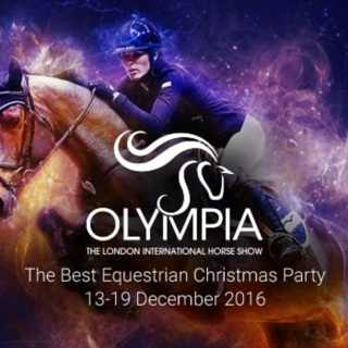 Not Own Photo. Owned by Olympia, the london international horse show.
