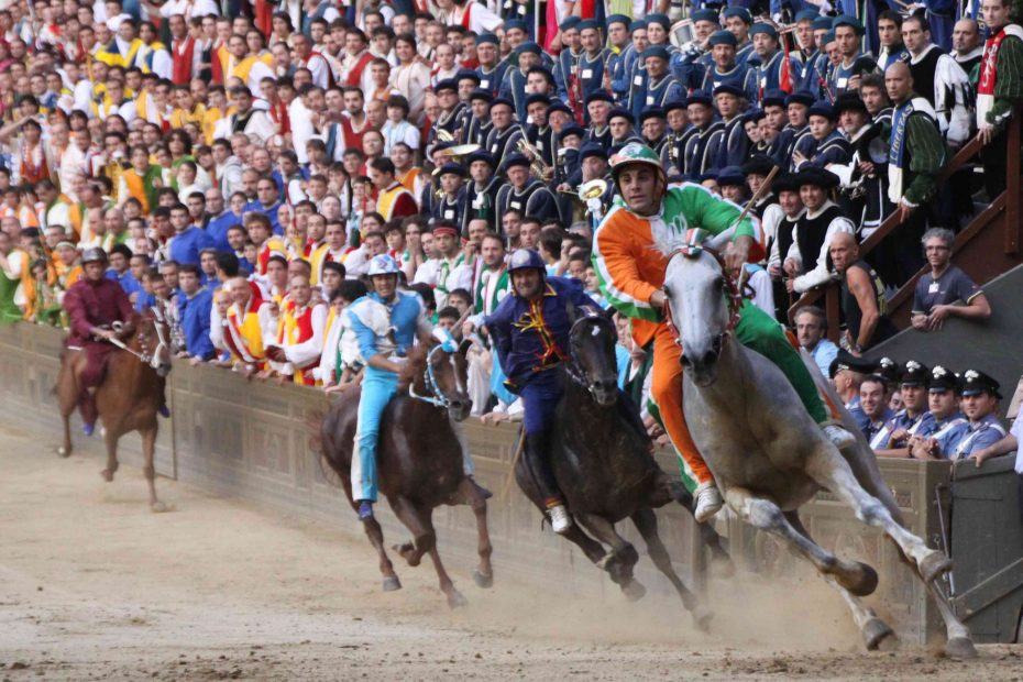 photo from the palio