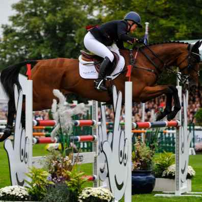 Arctic Soul Show Jumping - Burghley 2017