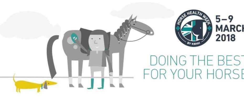 horse health week