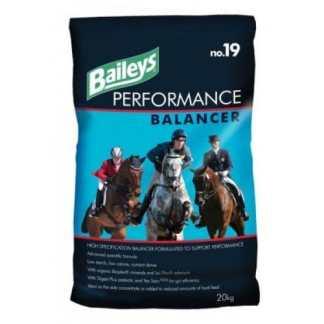 baileys performance balancer, feeding the thoroughbred
