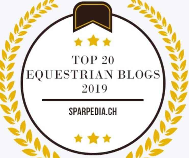 top 20 equestrian blogs