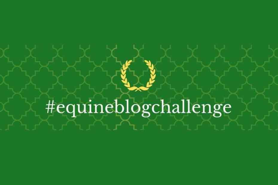 equipepper equine blog challenge