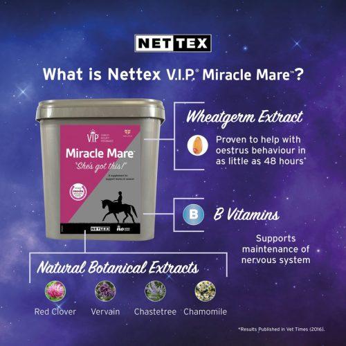 NETTEX V.I.P Miracle Mare