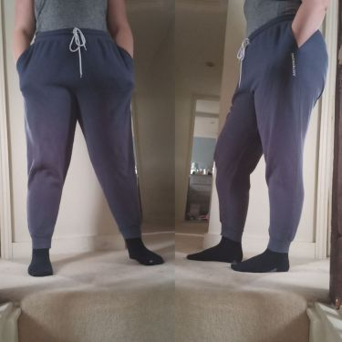 Heather Just Strong Joggers
