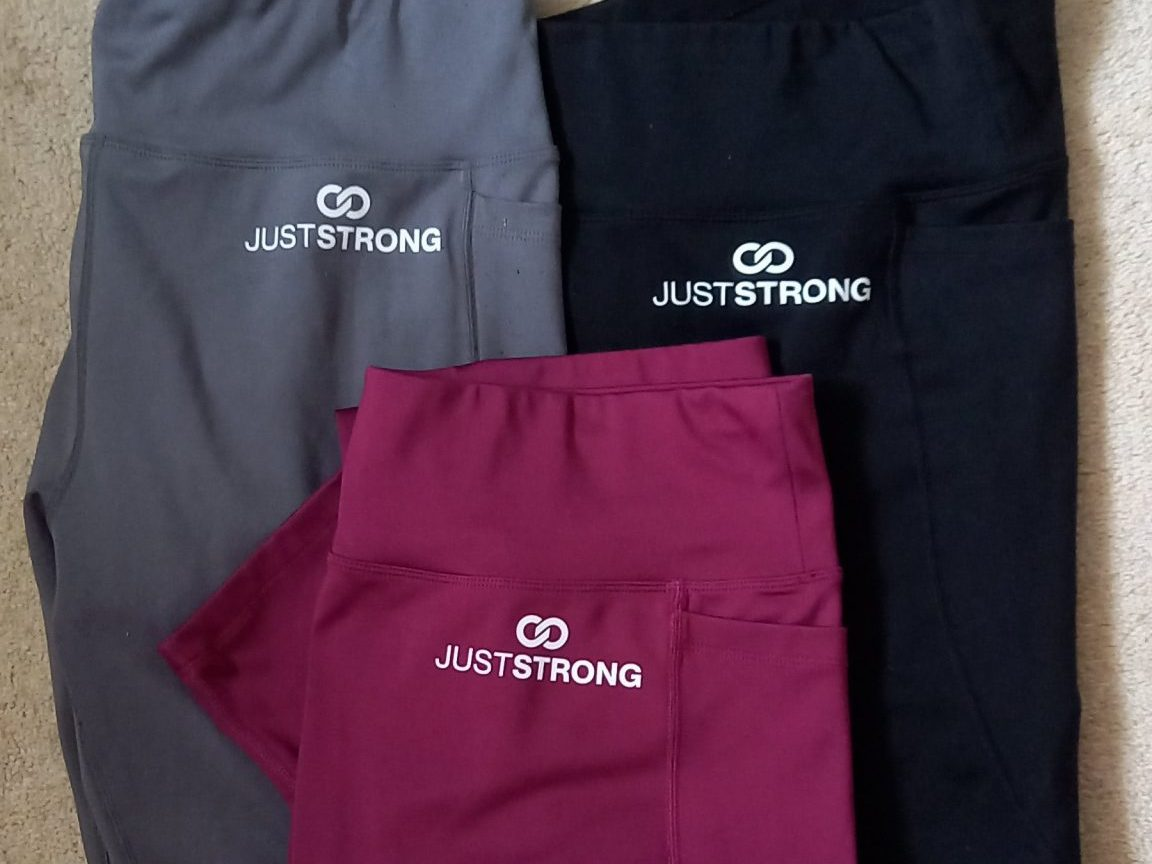 Just Strong Motion Leggings Review