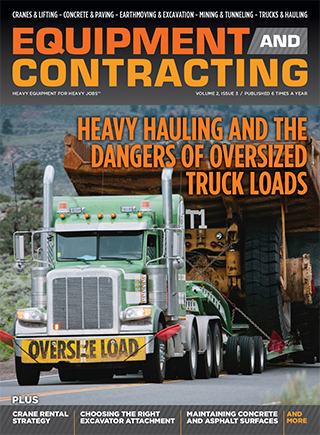 How Many Tons Can A Dump Truck Haul : truck, Maximizing, Articulated, Trucks, Equipment, Contracting
