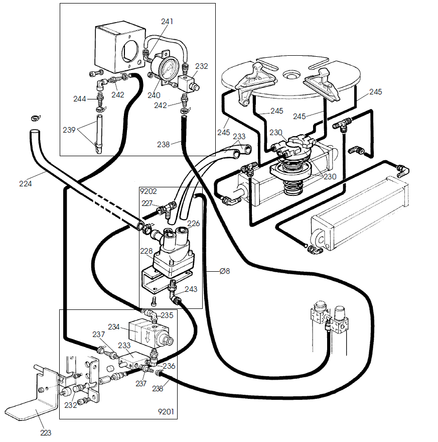 Tire Machine Wiring Diagrams. Wiring. Wiring Diagrams