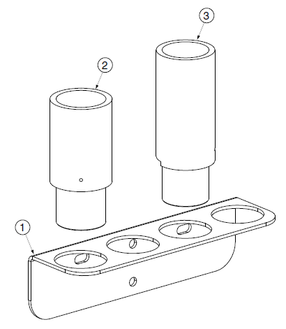 Rotary SPOA10-500 Parts Diagram