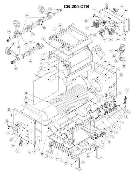 74 Cb200 Wiring Diagram In Color Xr80 Wiring Diagram