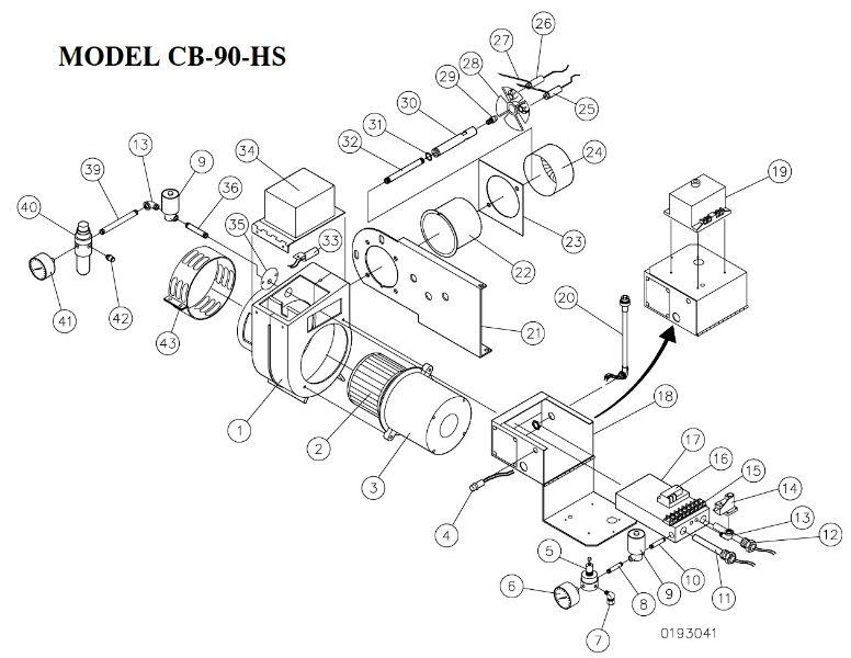 Icp Oil Furnace Wiring Diagrams