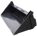 Four in One Bucket for Skid Steers 84 inch wide LOFL-84LF4N1